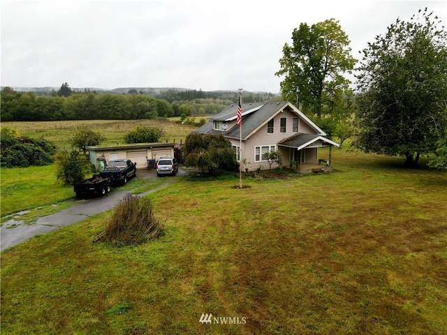 991 Wynoochee Valley Road, Montesano, WA 98563 (MLS #1846869) :: Reuben Bray Homes