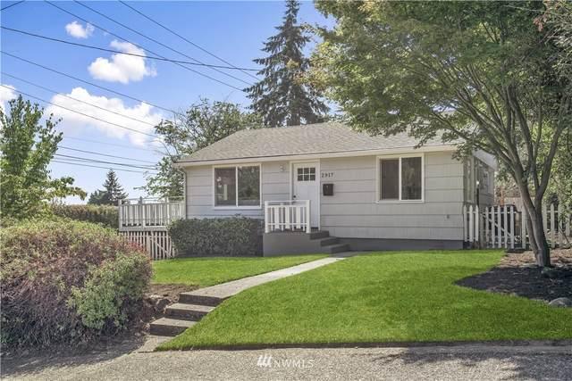 2917 SW Webster Street, Seattle, WA 98126 (MLS #1846886) :: Reuben Bray Homes