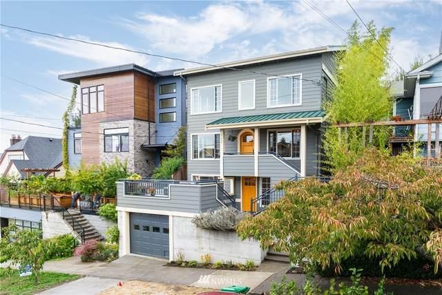 322 N 48TH Street, Seattle, WA 98103 (#1847044) :: Neighborhood Real Estate Group