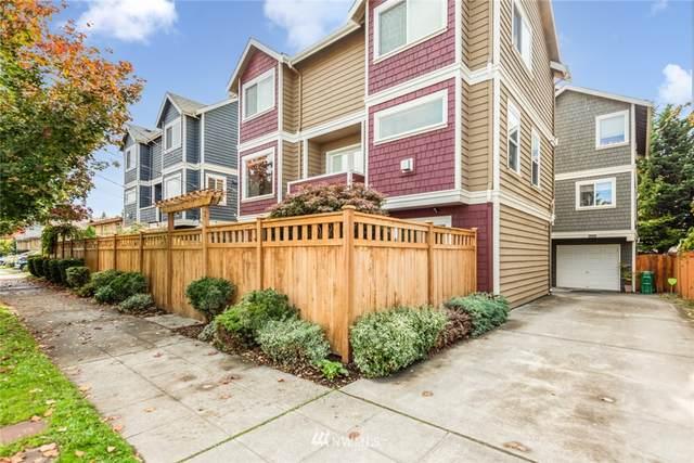 839 NW 62nd Street A, Seattle, WA 98107 (#1847072) :: Northern Key Team