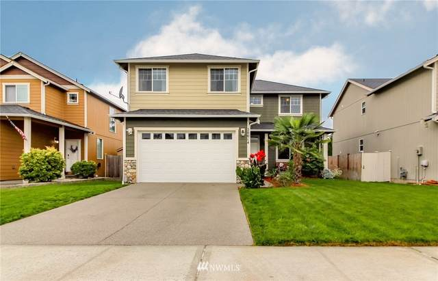 20014 45th Lane E, Spanaway, WA 98387 (#1847291) :: McAuley Homes