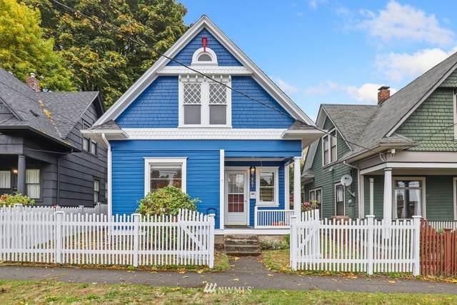 807 N 2nd Street, Tacoma, WA 98403 (#1847600) :: Ben Kinney Real Estate Team