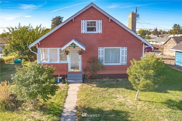 106 W 7th Avenue, Ritzville, WA 99169 (#1847692) :: Neighborhood Real Estate Group