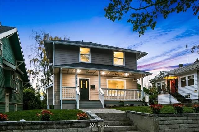 2509 N 40th Street, Seattle, WA 98103 (#1847996) :: McAuley Homes