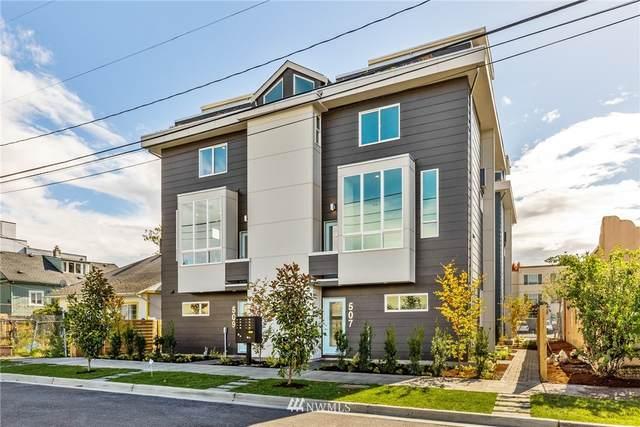 507 S Sullivan Street, Seattle, WA 98108 (#1848058) :: Icon Real Estate Group
