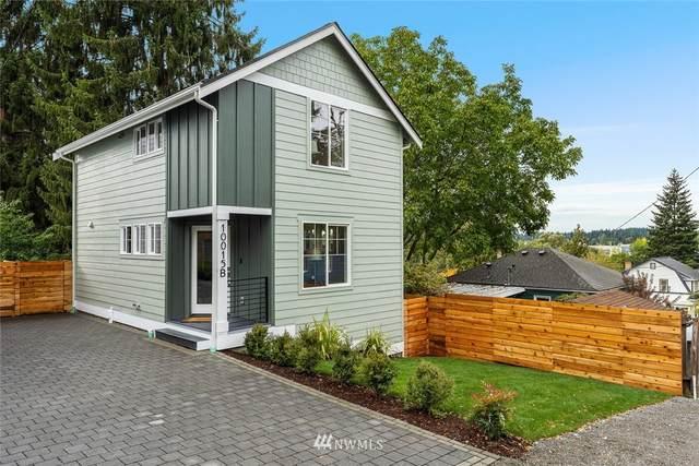 10015 8th Avenue NE B, Seattle, WA 98125 (#1848170) :: Franklin Home Team