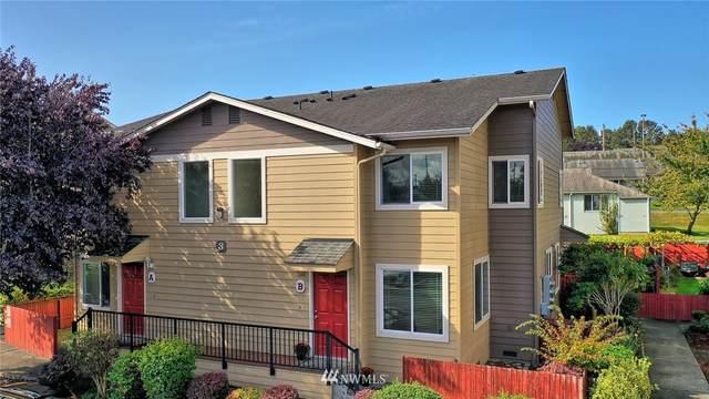 2902 13th Street 3-B, Everett, WA 98201 (#1848176) :: Icon Real Estate Group