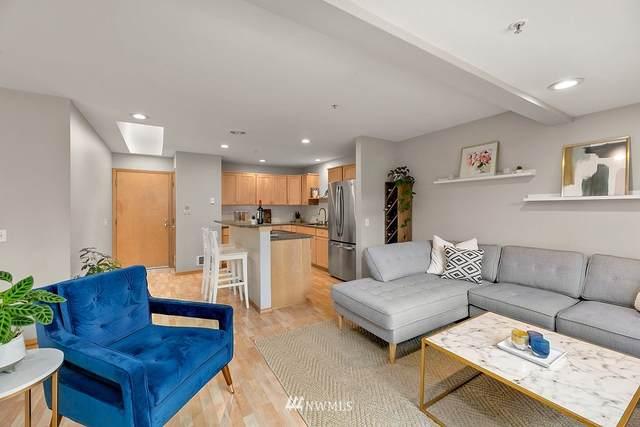 9517 35th Avenue NE 3B, Seattle, WA 98115 (#1848222) :: Icon Real Estate Group