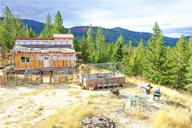 160 Wild Turkey Lane, Riverside, WA 98849 (#1848279) :: McAuley Homes