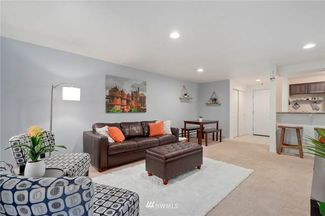 1124 N 92nd Street #102, Seattle, WA 98103 (#1848467) :: Lucas Pinto Real Estate Group
