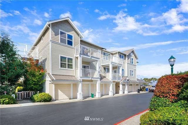 2980 SW Raymond Street #303, Seattle, WA 98126 (#1848546) :: Franklin Home Team