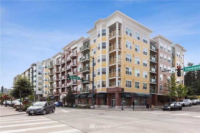 16141 Cleveland Street #601, Redmond, WA 98052 (#1848551) :: Neighborhood Real Estate Group