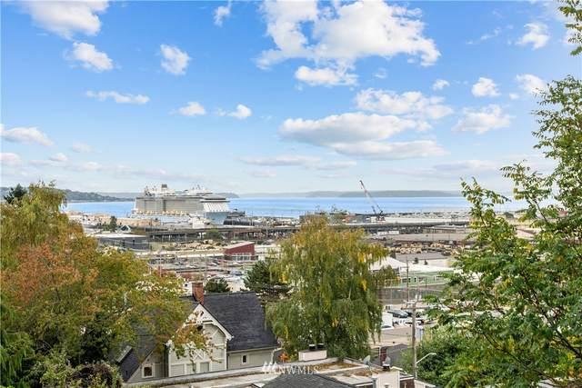 2241 13th Avenue W #202, Seattle, WA 98119 (#1848590) :: Northwest Home Team Realty, LLC
