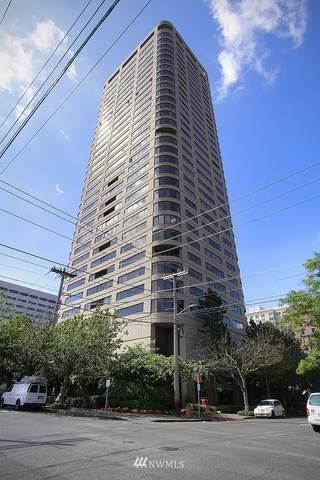 1301 Spring Street 23G, Seattle, WA 98104 (MLS #1848696) :: Reuben Bray Homes
