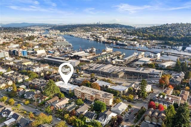 2830 NW 56th Street #306, Seattle, WA 98107 (#1848831) :: Costello Team