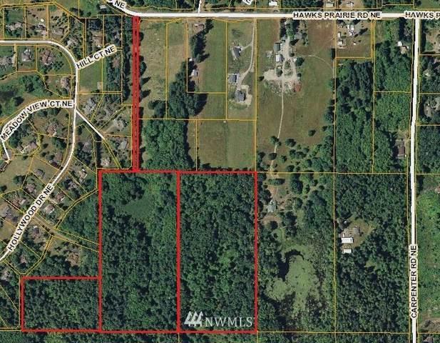 0 Hawks Prairie Road NE, Olympia, WA 98516 (#1848851) :: Keller Williams Realty