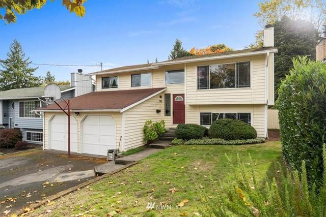 3119 SW 105th Street, Seattle, WA 98146 (#1848911) :: Neighborhood Real Estate Group
