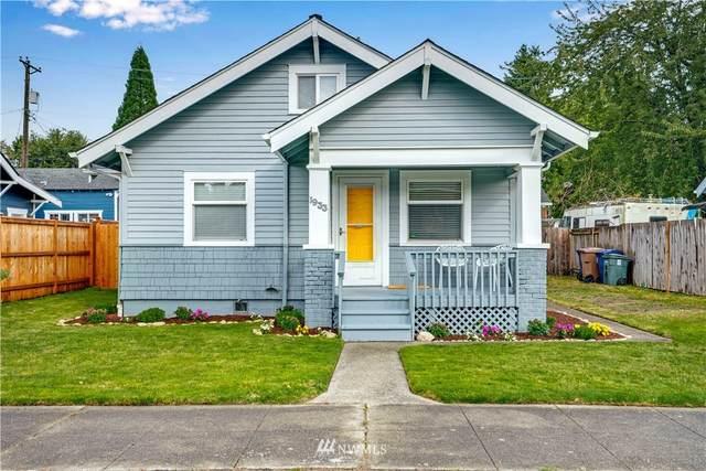 1933 S Hosmer Street, Tacoma, WA 98405 (#1849000) :: Neighborhood Real Estate Group
