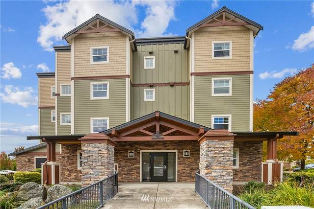 700 32nd Street A106, Bellingham, WA 98225 (#1849014) :: Icon Real Estate Group