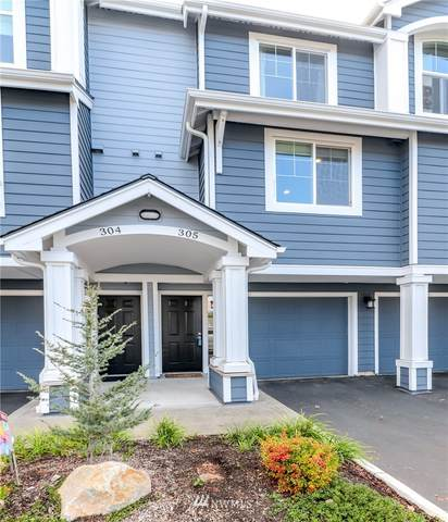16125 Juanita Woodinville #305, Bothell, WA 98011 (#1849049) :: Neighborhood Real Estate Group