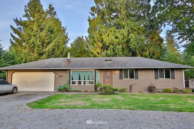 824 Linda Avenue, Gold Bar, WA 98251 (MLS #1849056) :: Reuben Bray Homes