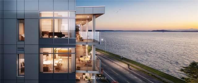 1250 Alki Avenue SW 3E, Seattle, WA 98116 (#1849095) :: Neighborhood Real Estate Group