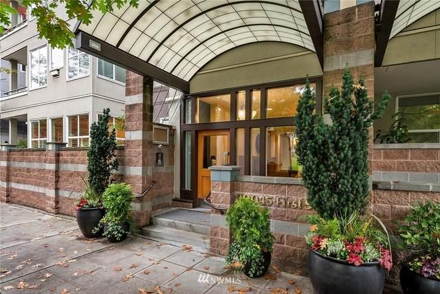 10045 NE 1st Street #121, Bellevue, WA 98004 (#1849145) :: Costello Team