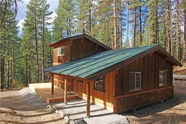21 Mustard Mountain Road, Winthrop, WA 98862 (MLS #1849163) :: Reuben Bray Homes