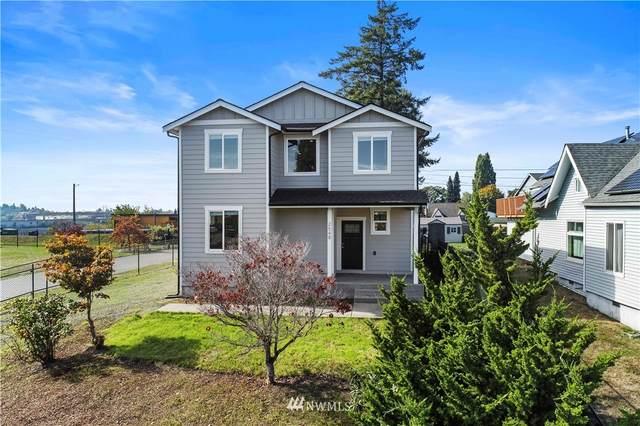 2548 S Sheridan Avenue, Tacoma, WA 98405 (#1849181) :: Ben Kinney Real Estate Team