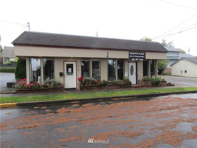 216 W Marcy Avenue W, Montesano, WA 98563 (#1849424) :: Provost Team | Coldwell Banker Walla Walla