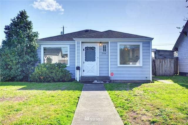 1518 6th Street, Marysville, WA 98270 (#1849450) :: Icon Real Estate Group
