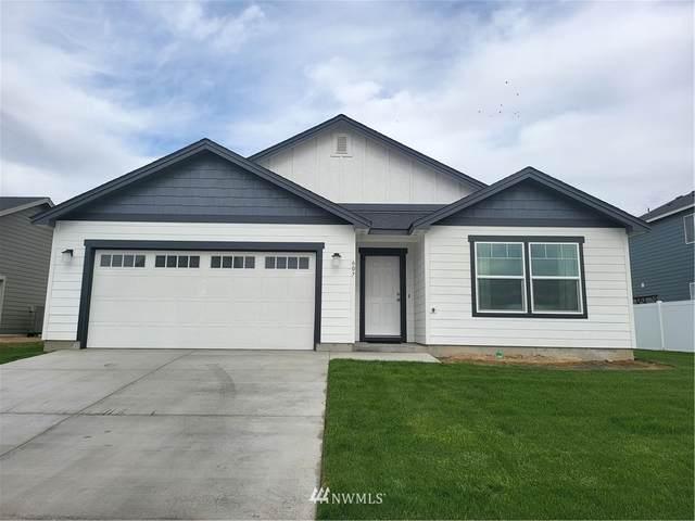 607 L Street NE, Quincy, WA 98848 (#1849461) :: McAuley Homes
