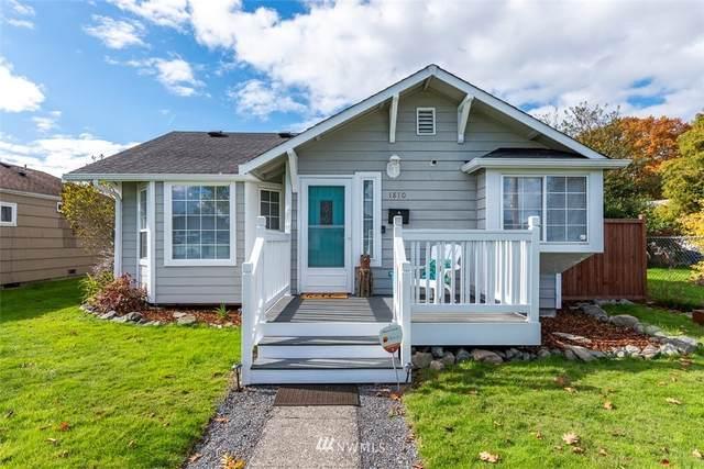 1810 Pine Street, Everett, WA 98201 (#1849462) :: McAuley Homes