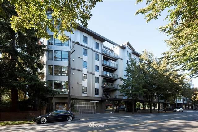 5001 California Avenue SW #610, Seattle, WA 98136 (#1849482) :: Icon Real Estate Group