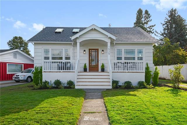 1529 S Seashore Drive, Tacoma, WA 98465 (#1849508) :: Engel & Völkers Federal Way