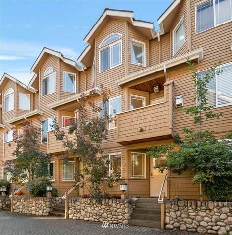 424 NE Maple Leaf Place B, Seattle, WA 98115 (#1849575) :: Keller Williams Western Realty