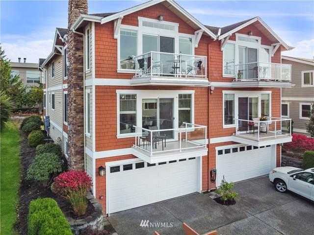 626 Glen Street #202, Edmonds, WA 98020 (#1849578) :: Ben Kinney Real Estate Team