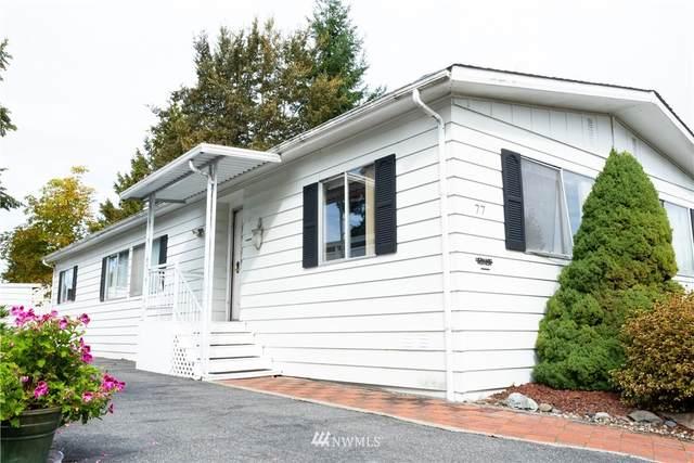 815 124th Street SW #77, Everett, WA 98204 (#1849583) :: Icon Real Estate Group