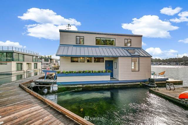 1214 E Hamlin Street #2, Seattle, WA 98102 (#1849654) :: Neighborhood Real Estate Group
