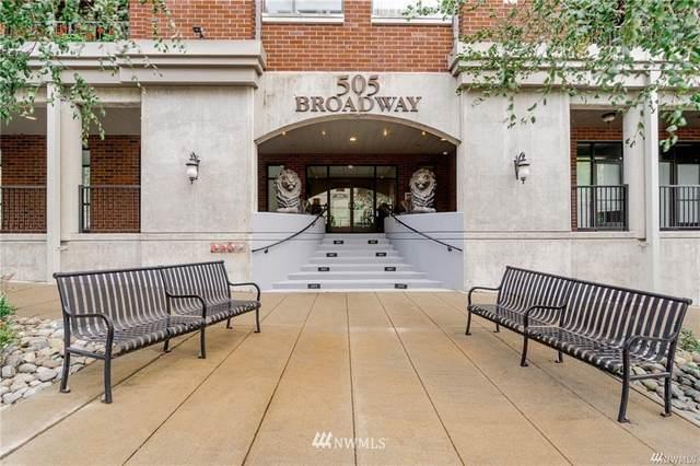 505 Broadway #500, Tacoma, WA 98402 (#1849734) :: Alchemy Real Estate