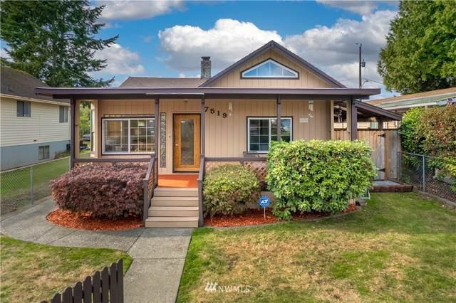 7519 12th Avenue SW, Seattle, WA 98106 (#1849761) :: Costello Team