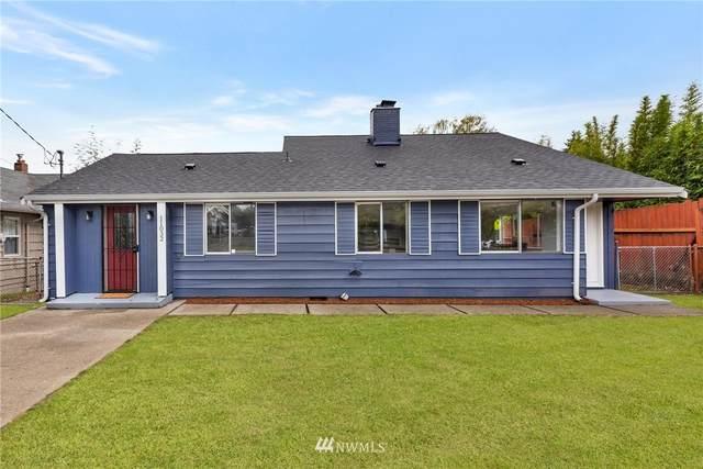 11032 12th Avenue SW, Seattle, WA 98146 (#1849803) :: Lucas Pinto Real Estate Group