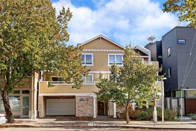 5450 California Avenue SW #101, Seattle, WA 98136 (#1849922) :: Provost Team | Coldwell Banker Walla Walla