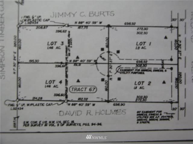 0 TR 67-A Four Lots On Teepee Lane, Belfair, WA 98528 (#1849961) :: Pickett Street Properties