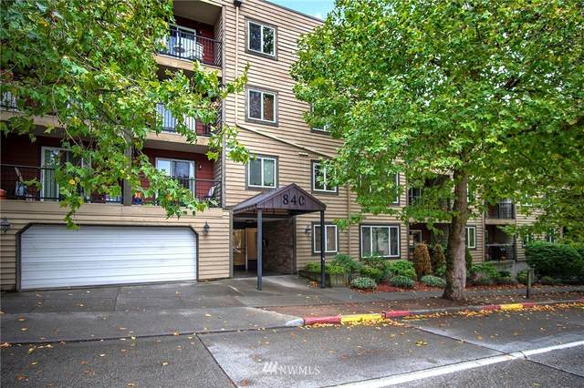 840 NE 125th Street #405, Seattle, WA 98125 (#1850010) :: Franklin Home Team