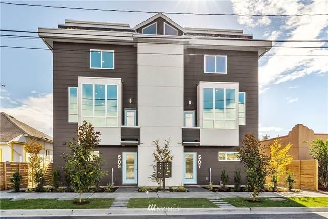 515 S Sullivan Street, Seattle, WA 98108 (#1850072) :: Icon Real Estate Group