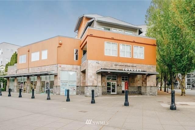 225 Logan Avenue S #205, Renton, WA 98055 (#1850177) :: The Shiflett Group
