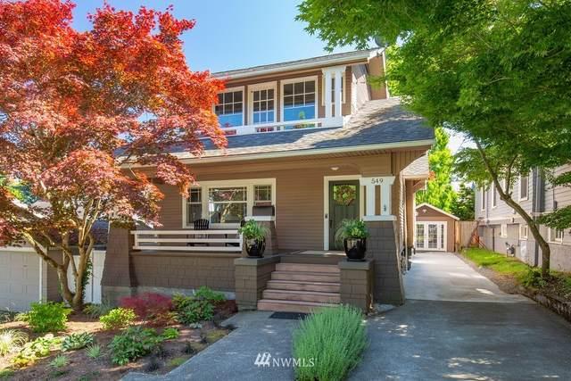 549 N 67th Street, Seattle, WA 98103 (#1850339) :: Neighborhood Real Estate Group