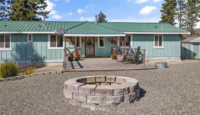 540 Morrison Canyon Lane, Cle Elum, WA 98922 (#1850399) :: Keller Williams Western Realty