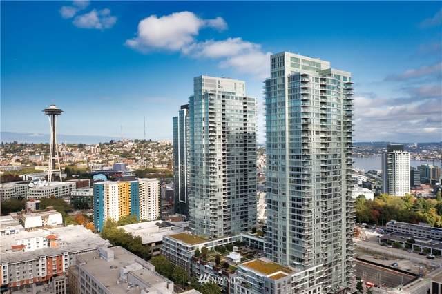 583 Battery Street 2907N, Seattle, WA 98121 (#1850407) :: Neighborhood Real Estate Group